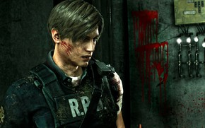 Picture guy, Resident Evil 2, 2019