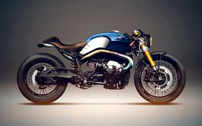 Picture Bmw, Bike, Cafe Racer, P1200P