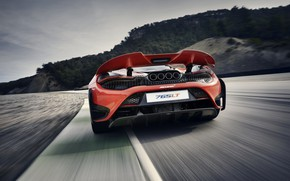 Picture McLaren, back, 2020, 765 LT, 765 HP, 765LT