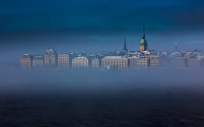 Picture fog, Stockholm, Sweden