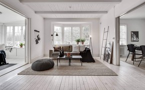Picture design, interior, bedroom, living room, dining room, Scandinavian style, by Inne, Home in Tyresö