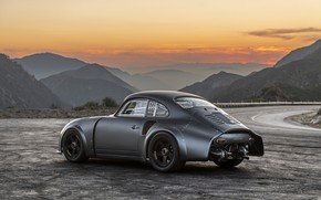 Picture Porsche, Hot Rod, Coupe, Tuning, Custom, Vehicle, Porsche 356 RSR By Emory Motorsports, Porsche 356 …