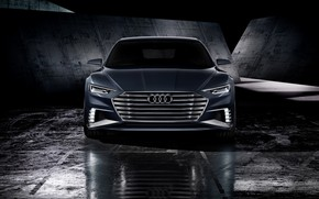 Picture Concept, Audi, front view, universal, Before, 2015, Prologue