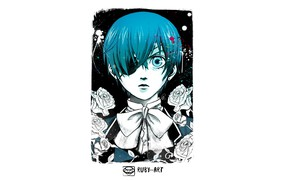 Picture Dark Butler, Kuroshitsuji, Ciel Phantomhive