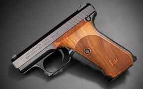 Picture Gun, Germany, Weapon, Pistol