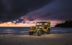 Picture military, 4x4, suv, 1944, MB JEEP