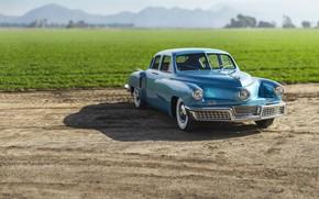 Picture blue, Vintage, Studebaker