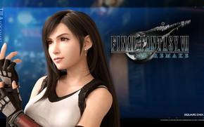 Picture girl, Tifa Lockhart, Tifa Lockhart, Final Fantasy VII Remake