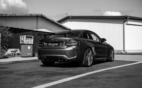 Picture BMW, back, G-Power, F87, M2, 2019, M2 Competition, G2M Bi-Turbo