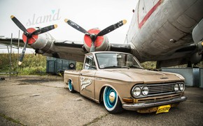 Picture Classic, Pickup, 1966 Year, Datsun 520