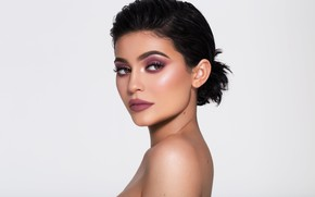 Picture portrait, celebrity, Kylie Jenner