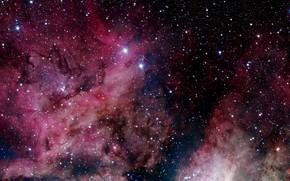 Picture Stars, Nebula, NGC 3372, Great Nebula in Carina, Eta Carinae, Eta Carinae Nebula, The Carina …