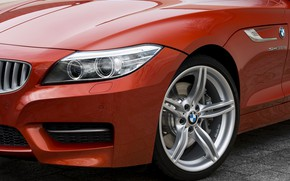 Picture BMW, Roadster, the front part, 2013, E89, BMW Z4, Z4, sDrive35is