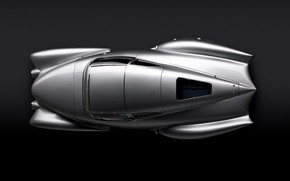 Picture silver, the view from the top, 1938, Hispano-Suiza, Dubonnet Xenia
