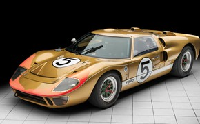 Picture Ford, 1966, 24 Hours of Le Mans, 24 hours of Le Mans, GT40