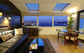 Picture room, interior, the hotel, Istanbul, Urban best hotel in Istanbul