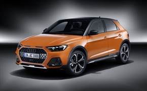 Picture Audi, Worldwide, 2019-20, A1 citycarver edition one