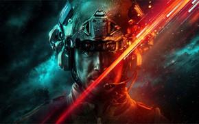 Picture Battlefield, Electronic Arts, DICE, EA, Battlefield 2042, 2042