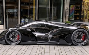 Picture Supercar, Tuning, Supercar, Supercar Prototype, Hybrid Hot Stuff Yanko Design