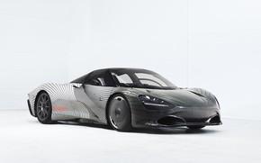 Picture McLaren, Prototype, 2018, hypercar, Speedtail