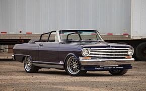 Picture Chevrolet, Car, Nova, Convertible, Chevy SS