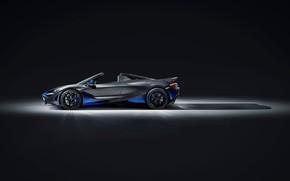 Picture machine, McLaren, sports car, drives, Spider, MSO, 720S