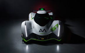 Picture Concept, front view, 2018, electric car, Spice-X