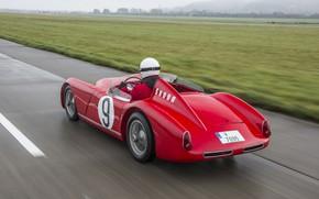 Picture back, prototype, 1957, Spider, Skoda, 1958, Skoda, Type 968, 1100 OHC