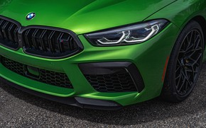 Picture coupe, BMW, before, Coupe, 2020, BMW M8, two-door, M8, M8 Competition Coupe, M8 Coupe, F92