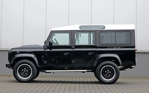 Picture Land Rover, Defender, in profile, 2013, Startech, Series 3.1 Concept