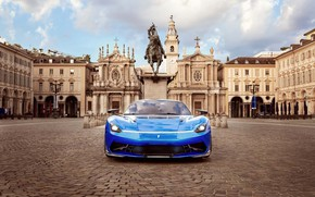 Picture supercar, front view, hypercar, Pininfarina, Batista, 2019