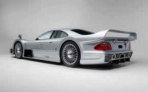 Picture Mercedes-Benz, GTR, Drives, CLK, 1997, Sports car, Mercedes-Benz CLK GTR AMG Coupe, Mercedes-Benz CLK GTR