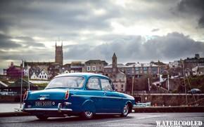 Picture Volkswagen, Car, Notchback