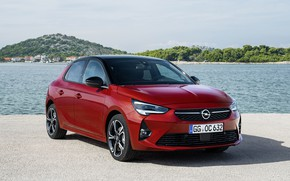 Picture Opel, Corsa, 2019-20, GS Line
