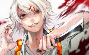Picture smile, guy, Tokyo Ghoul, Tokyo ghoul