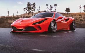 Picture Red, Auto, Machine, Ferrari, Car, Render, Rendering, Sports car, Sportcar, Transport & Vehicles, Rostislav Prokop, …