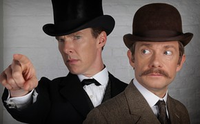 Picture mustache, Sherlock Holmes, hats, Sherlock bbc, Sherlock, Sherlock BBC, Sherlock Holmes, Sherlock (TV series), John …