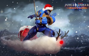 Picture cloud, game, weapon, New Year, Power Rangers, Power Rangers: Legacy Wars, Ninjor, nWay