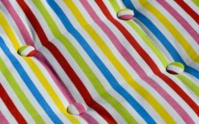 Picture paint, strip, fabric, mattress