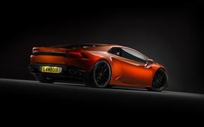 Picture Auto, Lamborghini, Machine, Orange, Supercar, Sports car, Huracan, Lamborghini Huracan, Transport & Vehicles, by Damian …