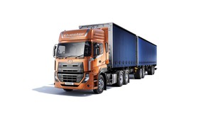 Picture 6x4, UD Trucks, Quester