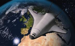 Picture Future, Russia, Spaceship