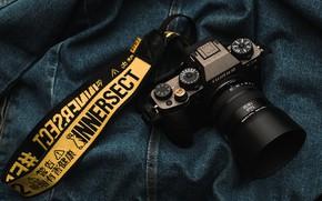 Picture lens, camera, FUJIFILM, X-T4