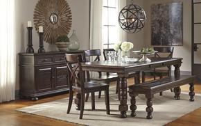 Wallpaper room, interior, dining room