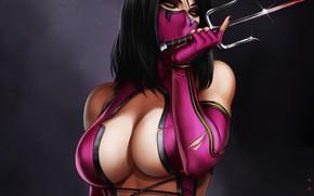 Picture Mortal Kombat, Mileena, by dandonfuga