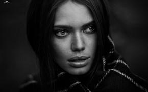 Picture look, girl, Katerina, Dmitry Arhar