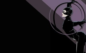 Picture Minimalism, Background, Catwoman, Art, Cat woman, Comics, DC Comics, Catwoman, Selina Kyle, Selina Kyle, Craig …