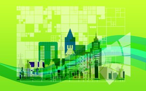 Picture the city, plan, architecture, development