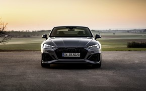 Picture Audi, coupe, front view, RS 5, 2020, RS5 Coupe