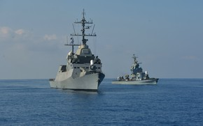 Picture ships, Israel, combat, Navy